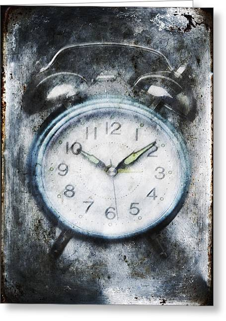 Frozen In Time Greeting Card by Skip Nall