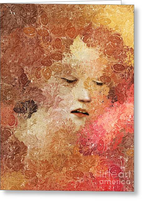 Raisin Greeting Cards - Fruitopia - Creative Portraits Series Greeting Card by Aimelle