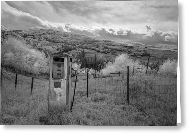 Colorado Artwork Greeting Cards - Fuel the Valley Greeting Card by Jon Glaser