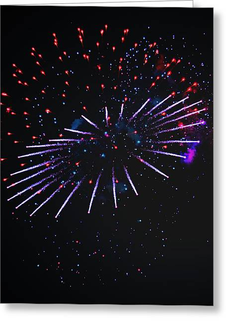 Astro Images Greeting Cards - Galaxy Zero One Seven Greeting Card by Charlie Photographer
