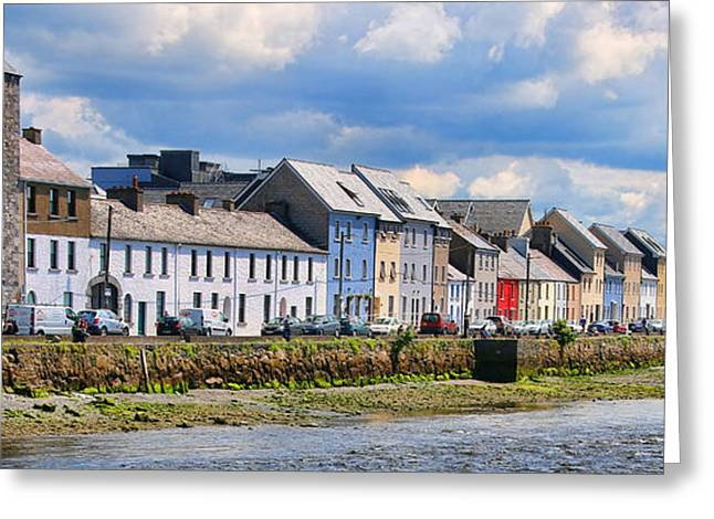 Galway Bay Greeting Cards - Galway Bay 7128 Greeting Card by Jack Schultz