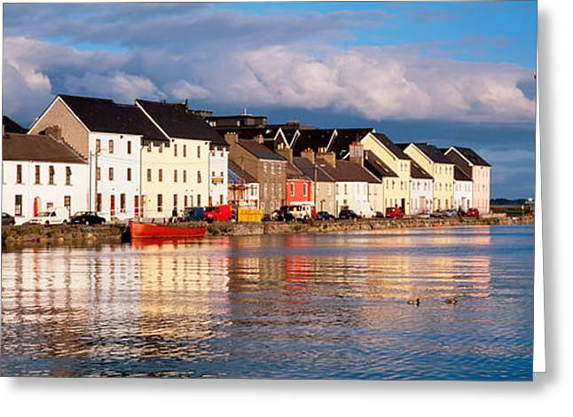 Galway Bay Greeting Cards - Galway, Ireland Greeting Card by Panoramic Images