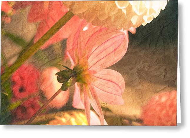 Gentleness Greeting Card by Trish Tritz