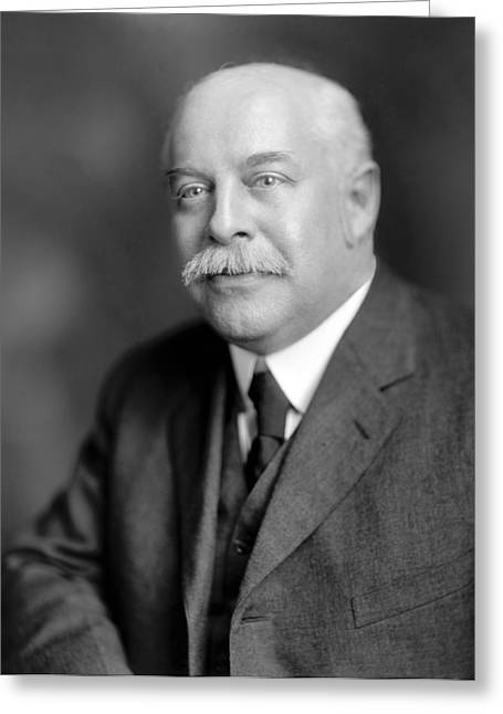 Ewing Greeting Cards - George K. Burgess, US physicist Greeting Card by Science Photo Library