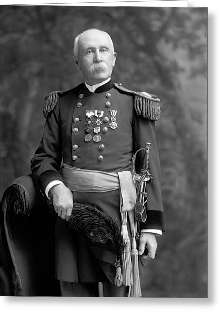 Ewing Greeting Cards - George Sternberg, US Army physician Greeting Card by Science Photo Library