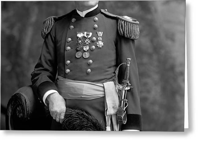 George Sternberg, US Army physician Greeting Card by Science Photo Library