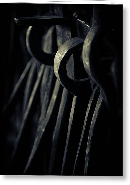 Hardware Greeting Cards - Get A Grip... Greeting Card by Russell Styles