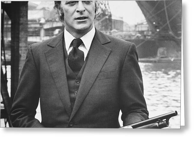 Get Carter  Greeting Card by Silver Screen