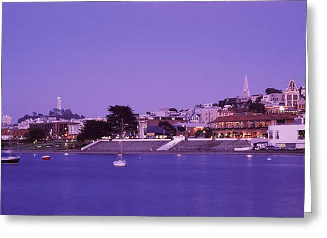 Ghirardelli Greeting Cards - Ghirardelli Square, San Francisco Greeting Card by Panoramic Images