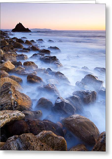 Recently Sold -  - Pch Greeting Cards - Ghost Coast  Greeting Card by Adam Pender