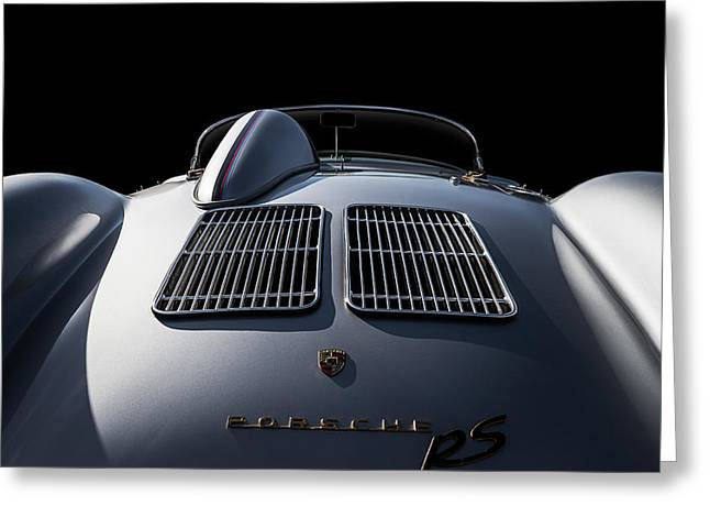 Porsche Greeting Cards - Giant Killer Greeting Card by Douglas Pittman