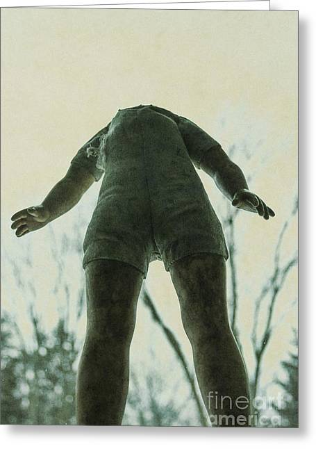 Headless Greeting Cards - Giant Greeting Card by Margie Hurwich