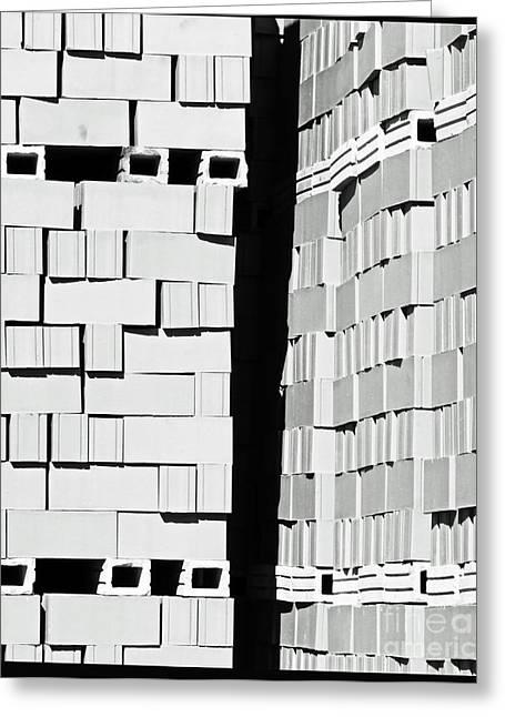 Stacks Framed Prints Greeting Cards - Gigabyte Storage Greeting Card by Joe Jake Pratt