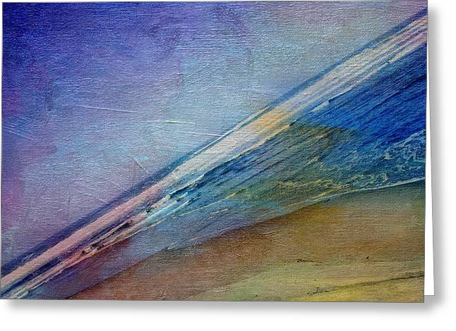 Ocean Art Photos Greeting Cards - Glorious Pacific Morning Greeting Card by Bonnie Bruno