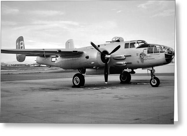 B29 Bomber Greeting Cards - Glory Days Greeting Card by Rob Weisenbaugh