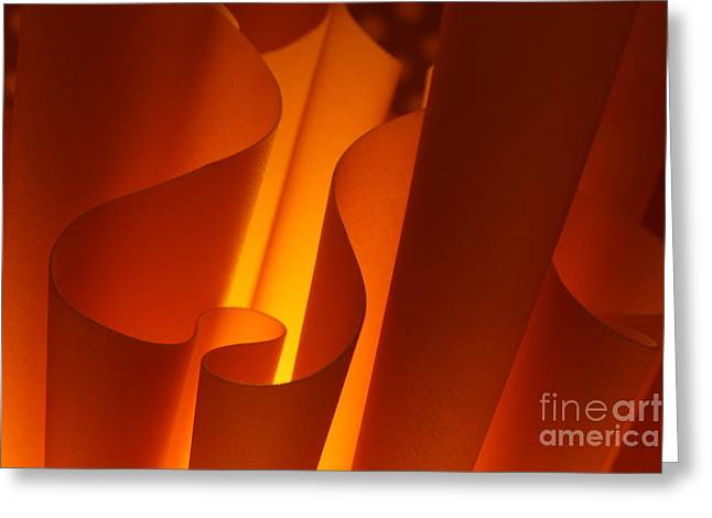 Kansas City Photographer Greeting Cards - Glow Greeting Card by Crystal Nederman