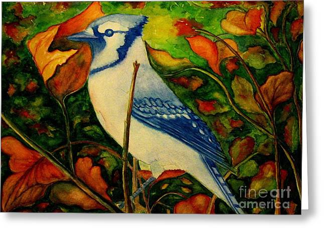 Nature Scene Greeting Cards - Gods New Creation  Greeting Card by Hazel Holland