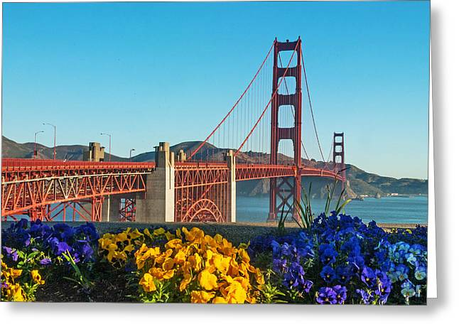 Pch Greeting Cards - Golden Gate Bridge    California Greeting Card by Willie Harper