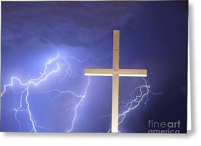 Good Friday Greeting Card by James BO  Insogna