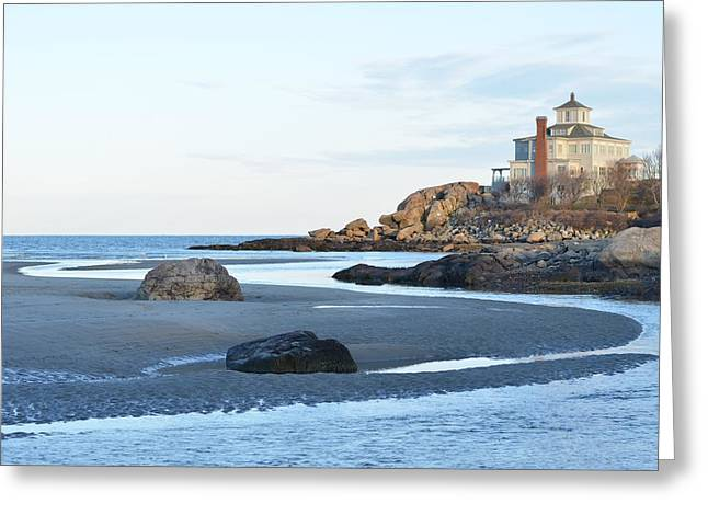 North Shore Greeting Cards - Good Harbor Beach Greeting Card by Toby McGuire