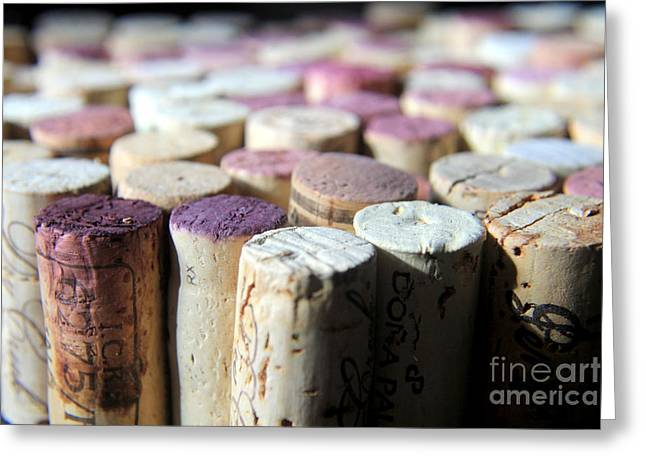 Malbec Photographs Greeting Cards - Good Weekend Greeting Card by Kenny Glotfelty