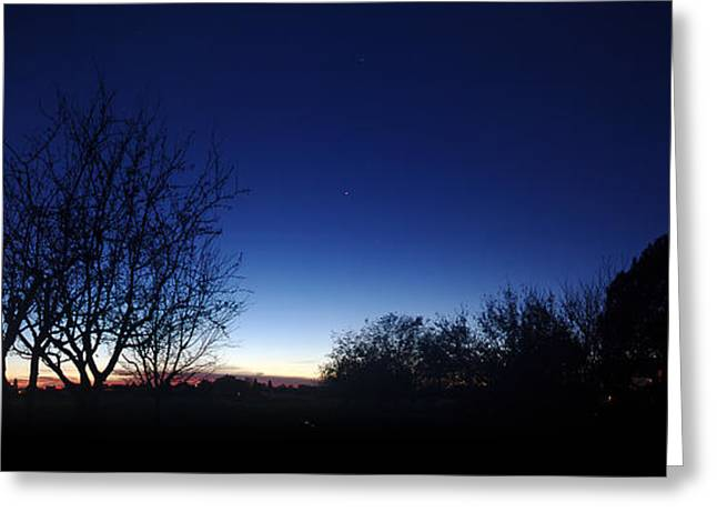 Arcturus Greeting Cards - Goodbye arcturus Greeting Card by Philippe Meisburger