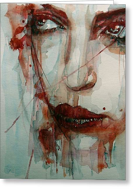 Carpenter Greeting Cards - Goodbye To Love Greeting Card by Paul Lovering