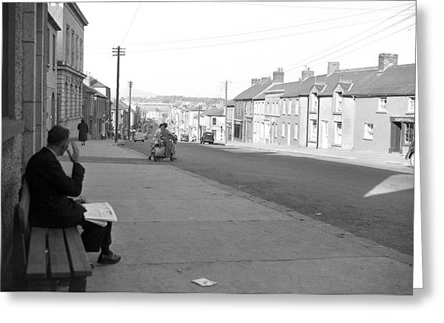 Gorey Greeting Cards - Gorey County Wexford Greeting Card by Irish Photo Archive