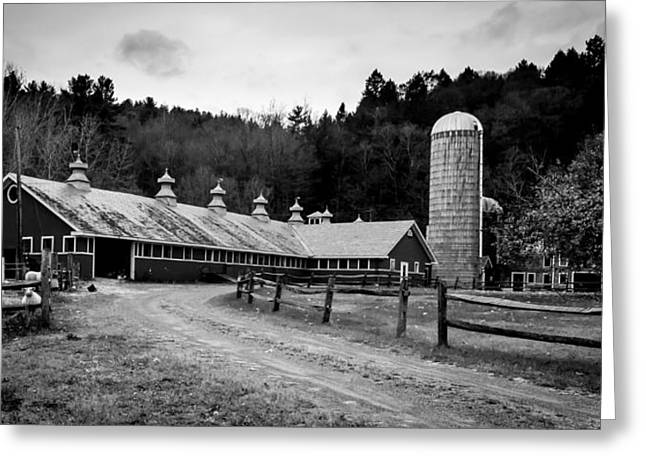 Grafton Vermont Greeting Cards - Grafton Cheese Dairy Greeting Card by Jeremy Farnsworth