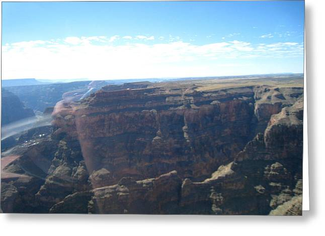 Canyon Greeting Cards - Grand Canyon - 121248 Greeting Card by DC Photographer