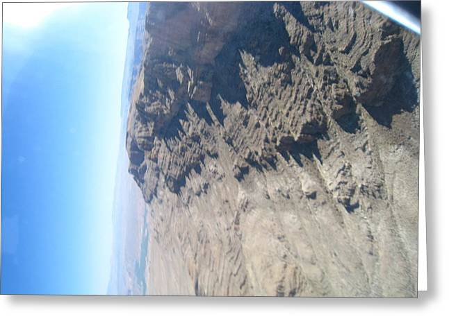 Helicopter Greeting Cards - Grand Canyon - 121290 Greeting Card by DC Photographer