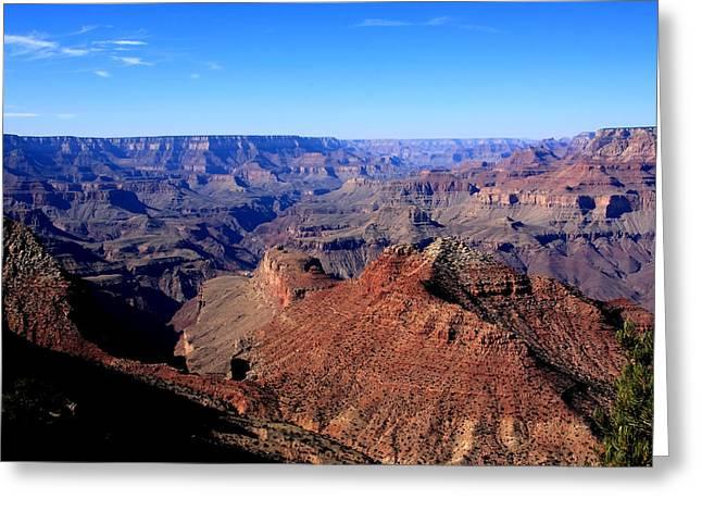 Grand Canyon Arizona  Greeting Card by Aidan Moran