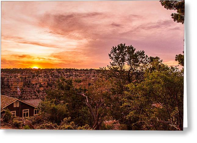 Mccoy Photographs Greeting Cards - Grand Canyon Greeting Card by A Different Brian Photography