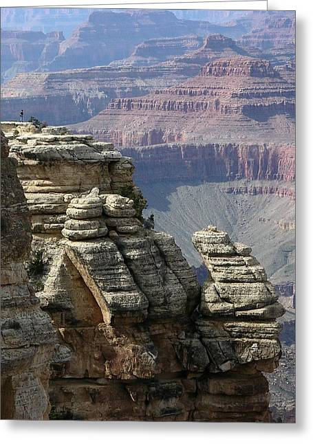 Noaa Greeting Cards - Grand Canyon Greeting Card by Igor Smolyar