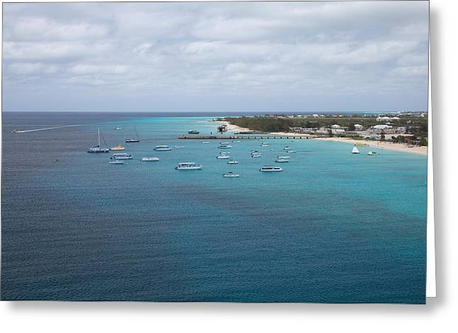 Grand Turk Island Greeting Cards - Grand Turk Greeting Card by Jack Nevitt