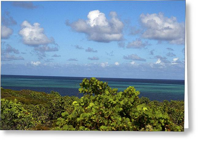 Grand Turk Island Greeting Cards - Grand Turk Greeting Card by Lori Grace
