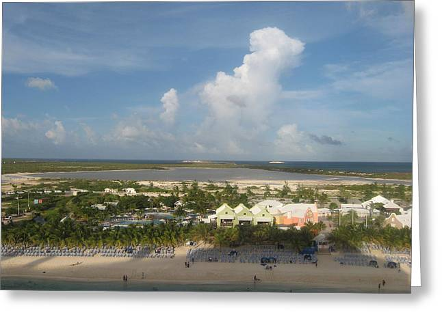 Grand Turk Island Greeting Cards - Grand Turk Greeting Card by Tommy Pics