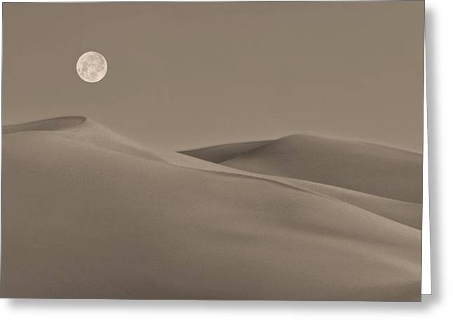 Great Sand Dunes Greeting Cards - Great Sand Dunes Greeting Card by Don Spenner