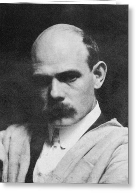 Gutzon Borglum (1867-1941) Greeting Card by Granger