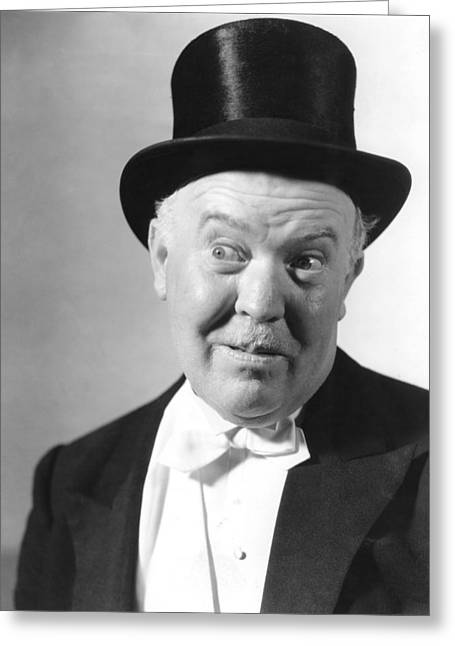 Guy Greeting Cards - Guy Kibbee Greeting Card by Silver Screen