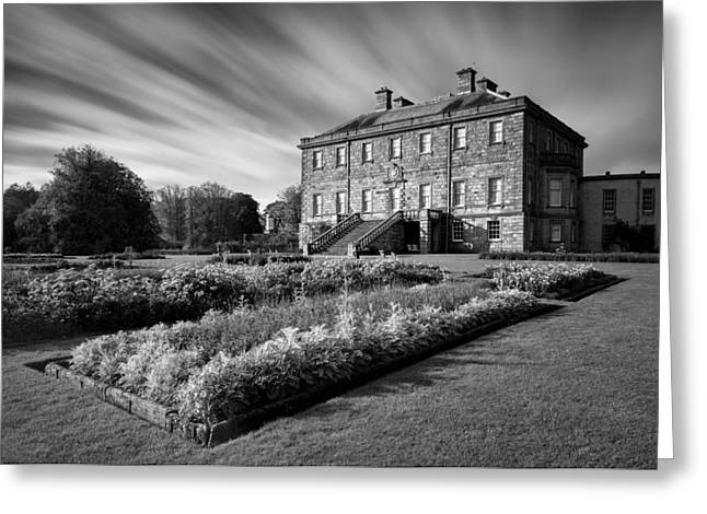 Stately Greeting Cards - Haddo House Greeting Card by Dave Bowman