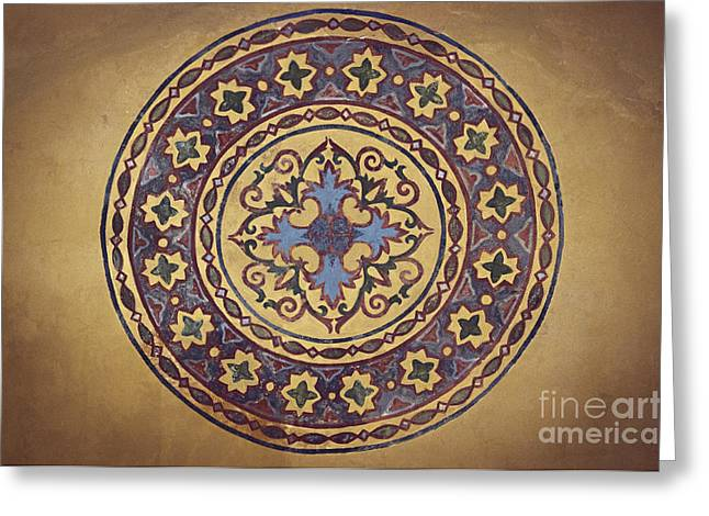 Religious Art Photographs Greeting Cards - Hagia Sofia Interior 46 Greeting Card by Antony McAulay