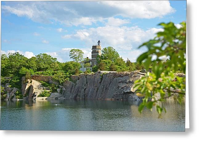 Rockport Ma Greeting Cards - Halibut Point State Park in Rockport MA Greeting Card by Toby McGuire