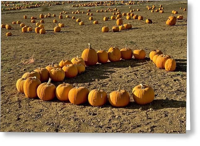 Ichabod Crane Greeting Cards - Halloween Alter Greeting Card by Michael Gordon