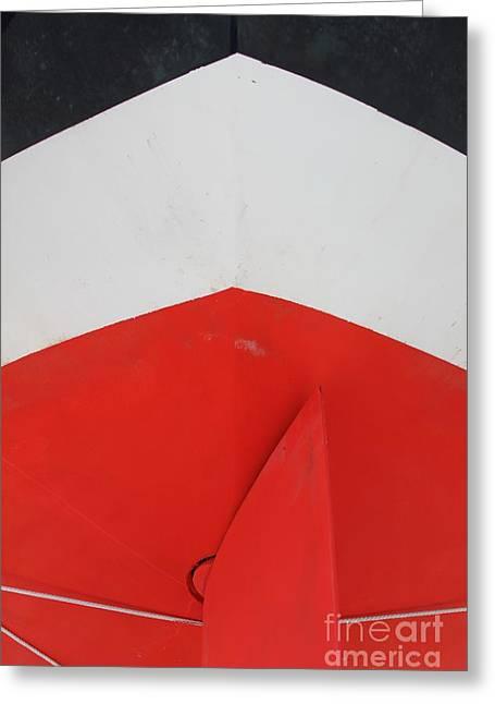 Hulls Greeting Cards - Hams Hull Greeting Card by Heidi Piccerelli