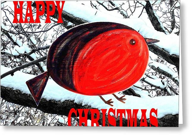 Buy Greeting Cards Greeting Cards - Happy Christmas 42 Greeting Card by Patrick J Murphy