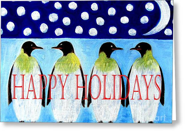 Buy Greeting Cards Greeting Cards - Happy Holidays 13 Greeting Card by Patrick J Murphy