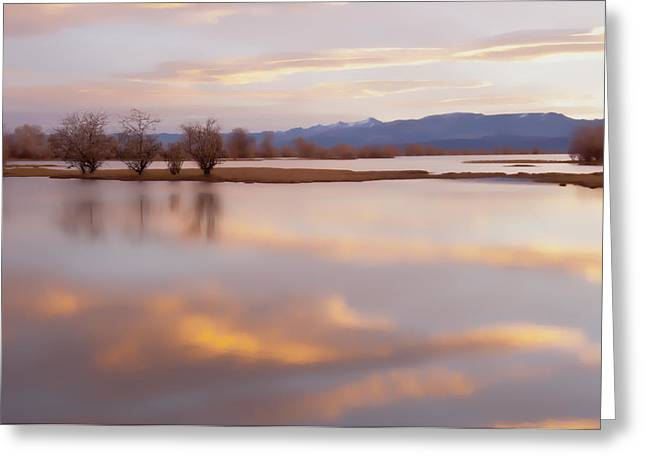 Landscape Photographer Greeting Cards - Harmon in the Soft Greeting Card by Kurt Golgart