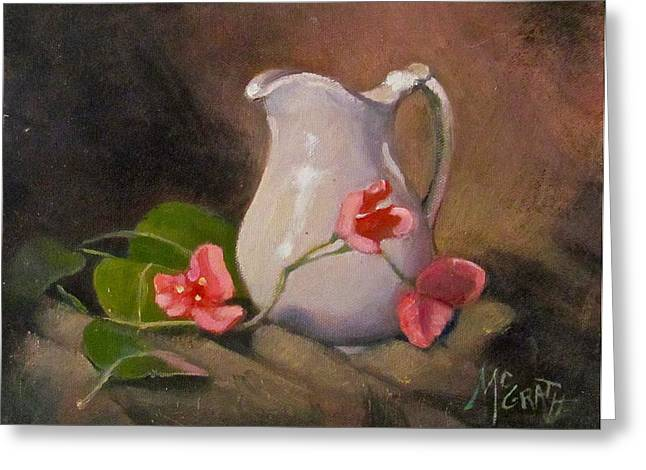 Janet Mcgrath Greeting Cards - Harmony Greeting Card by Janet McGrath