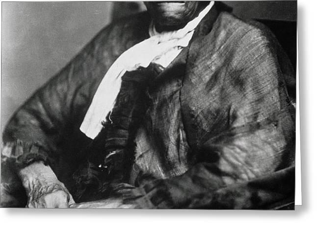 Harriet Tubman  Greeting Card by American School